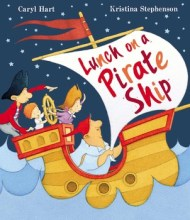 Lunch on a Pirate Ship - Story Snug