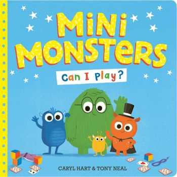 Mini Monsters Can I Play? - Story Snug