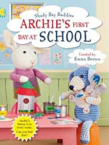 Archie's First Day At School - Shady Bay Buddies - Story Snug