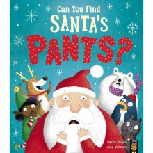 Can You Find Santa's Pants? - Story Snug