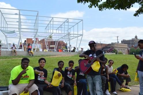 Urban Music Program at A Grand Bazaar
