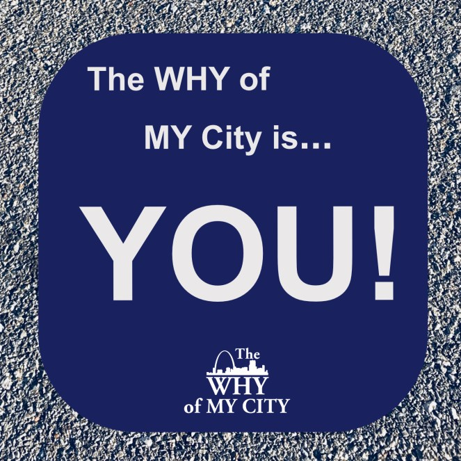 WHY OF MY CITY IS U