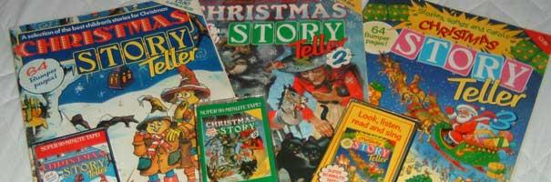 Christmas Story Teller (1/4)