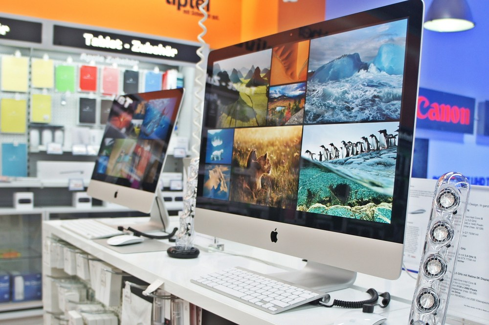 Tienda Apple Storytelling Corporativo