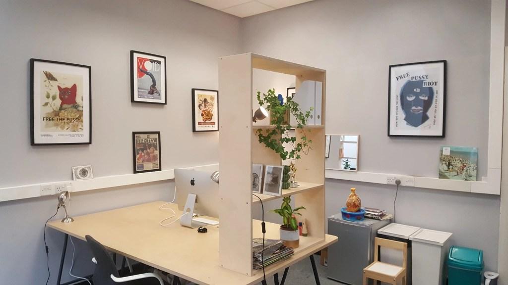 Storytelling PR Office