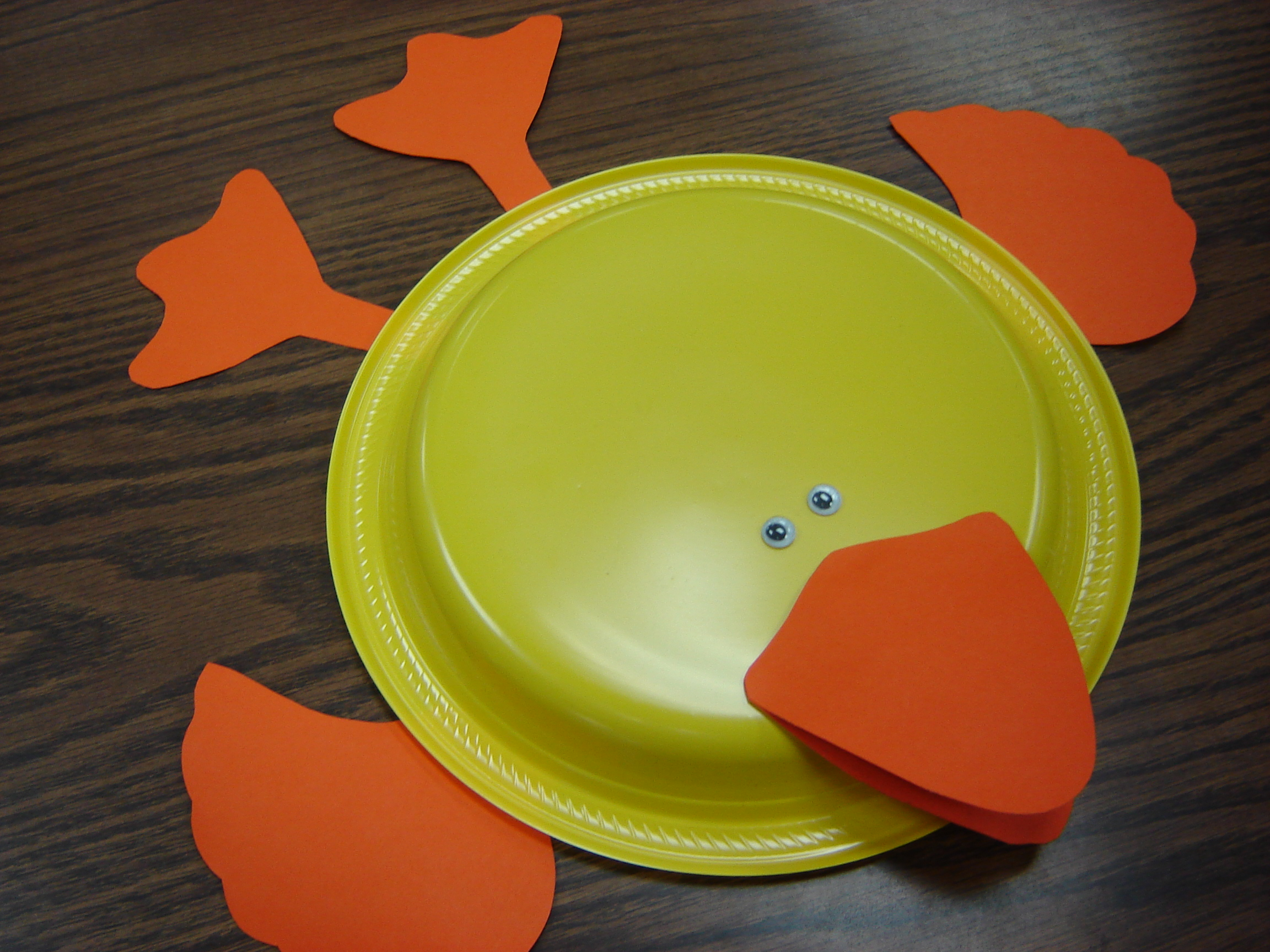 Paper Plate Duck Amp Paper Plate Duck Craft For Kids