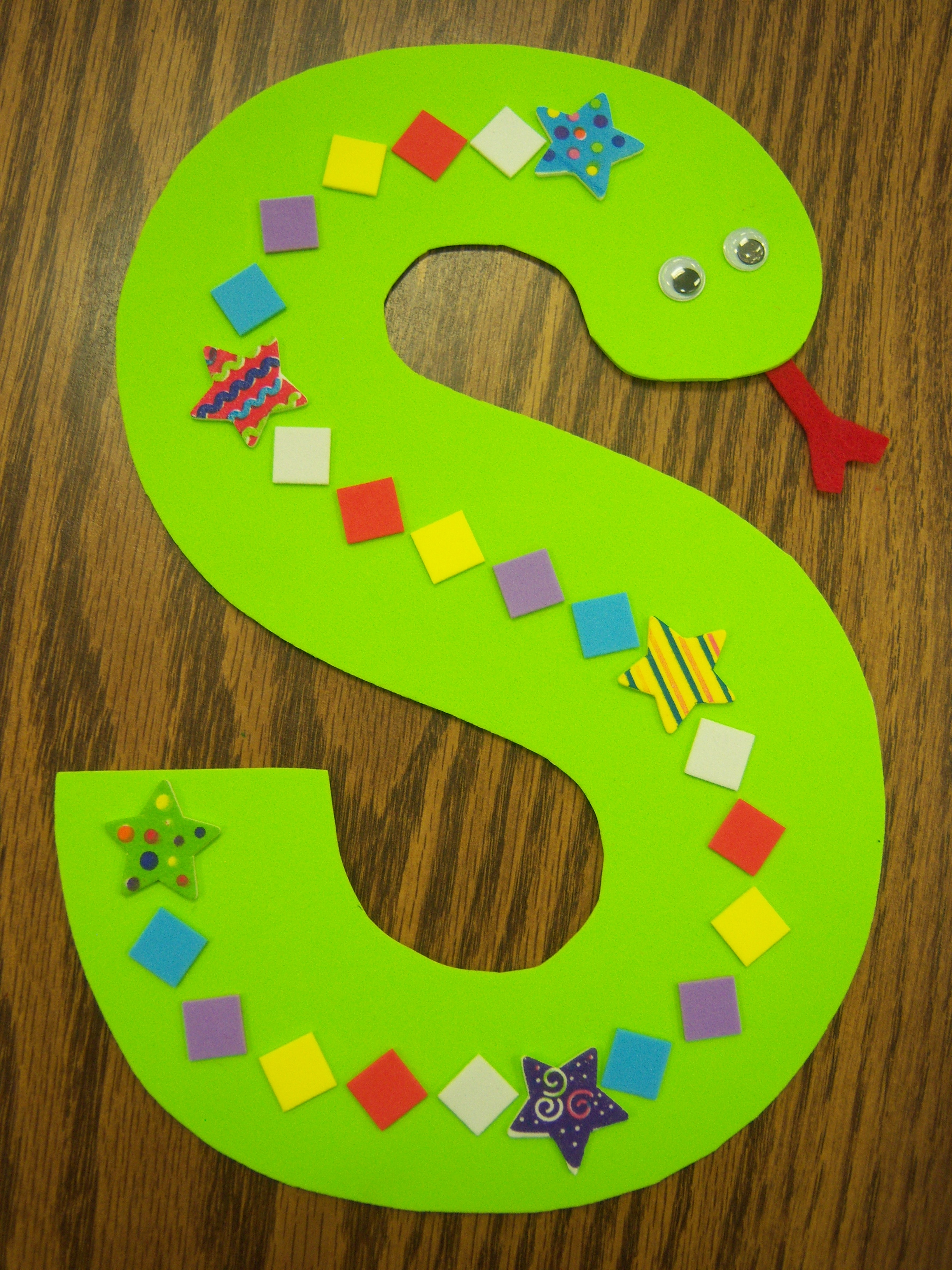 Letter S Storytime Katie