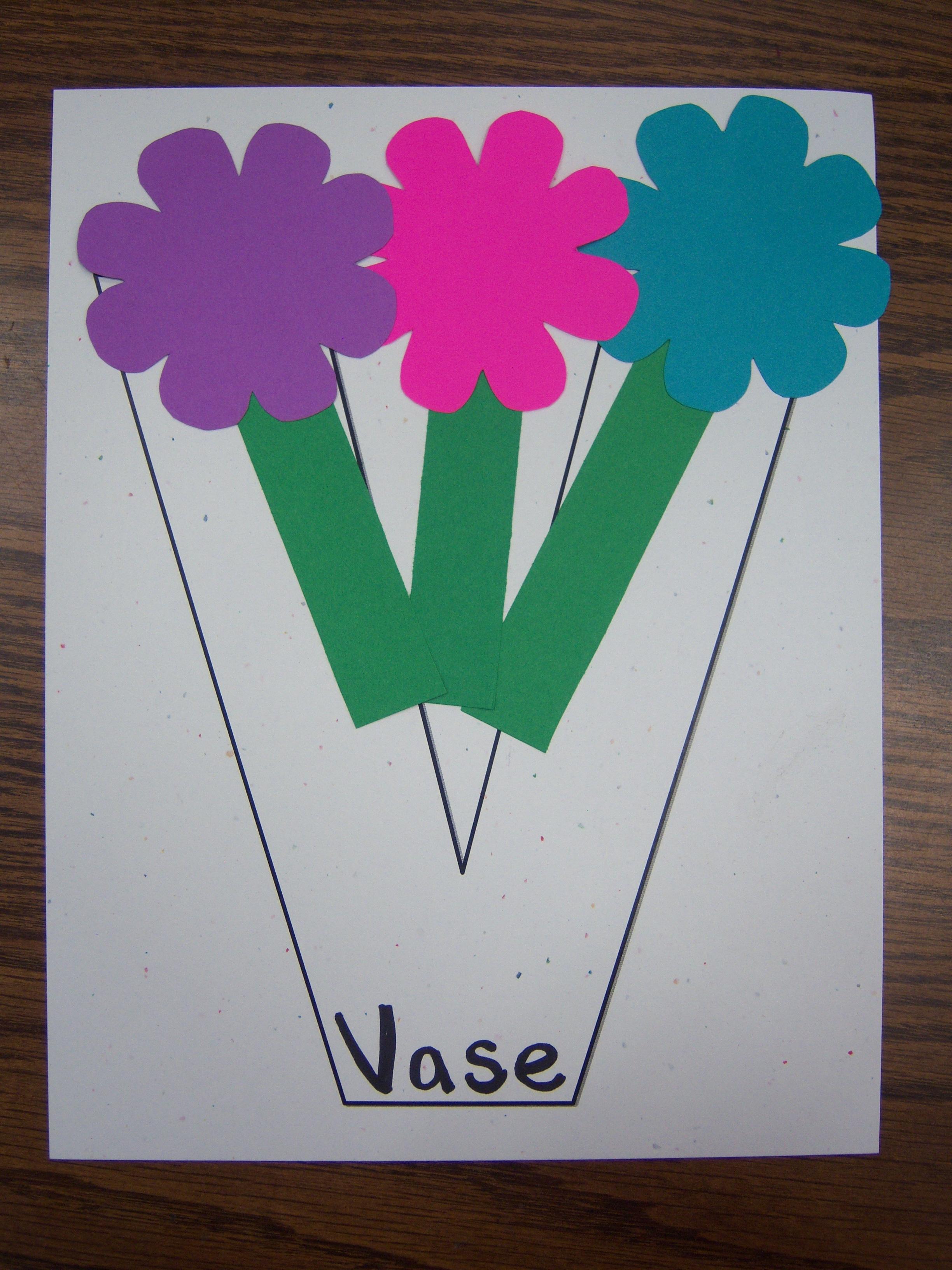 Letter V Storytime Katie