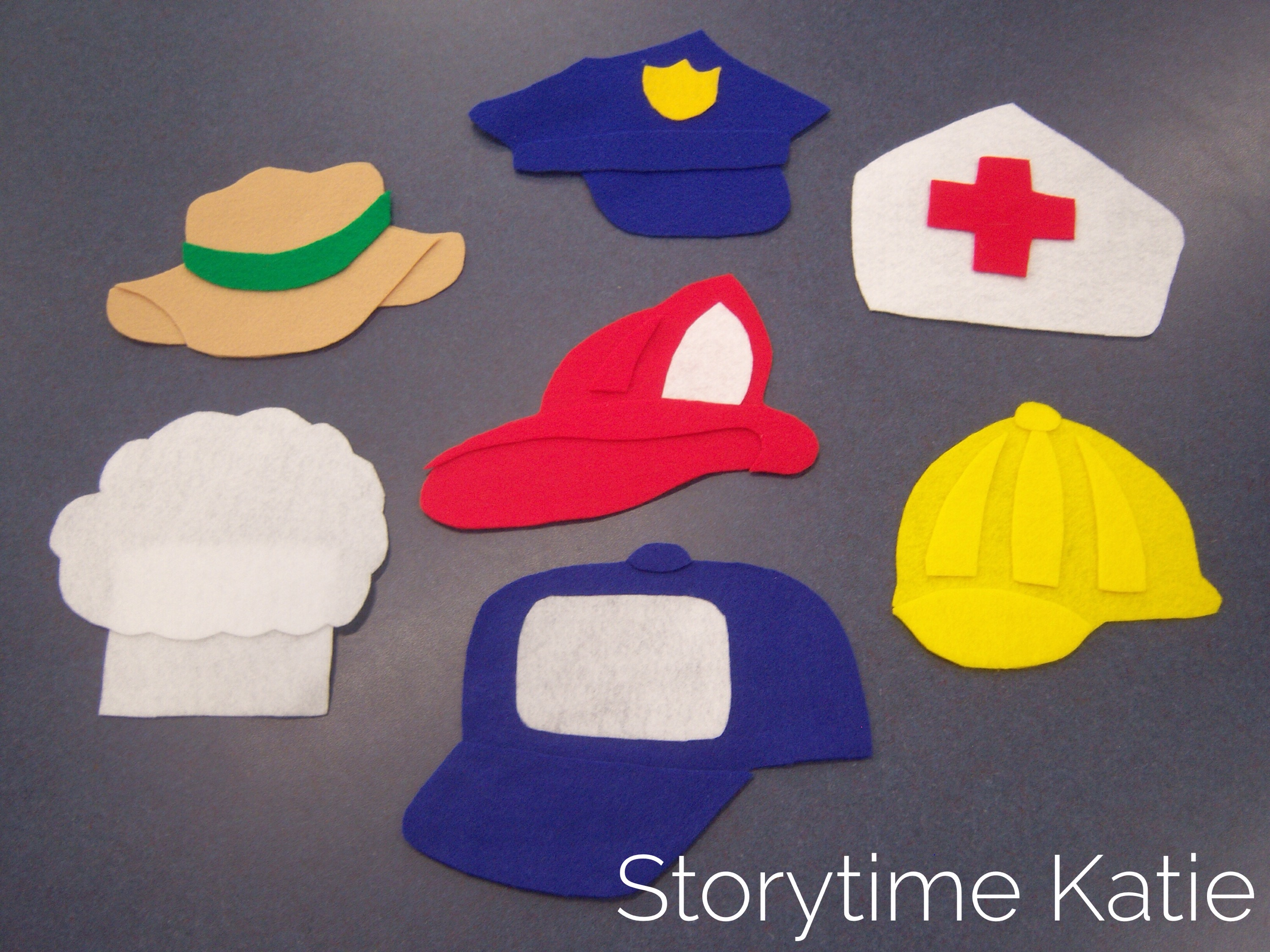 Art Activities For Toddlers About Community Helpers