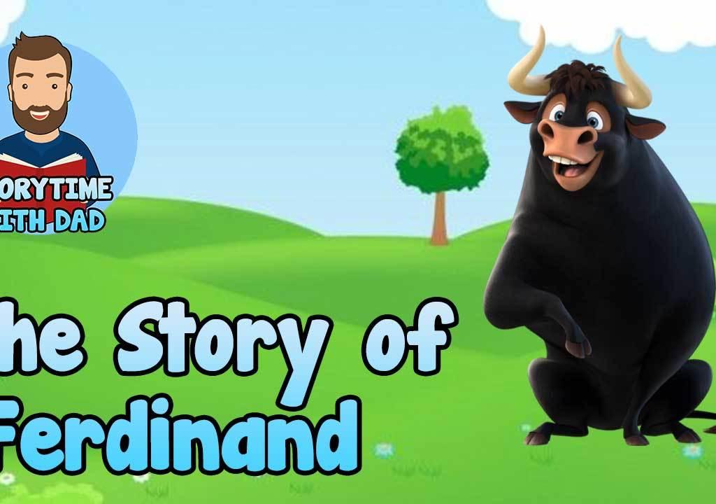 036 The Story of Ferdinand
