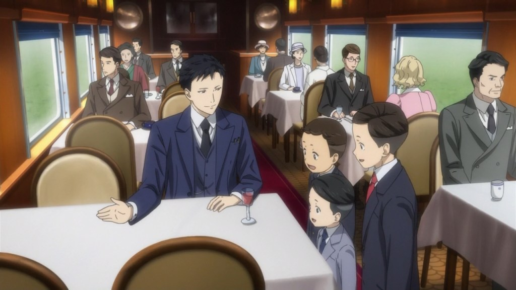 """Joker Game Episode 6: """"Asia Express"""""""