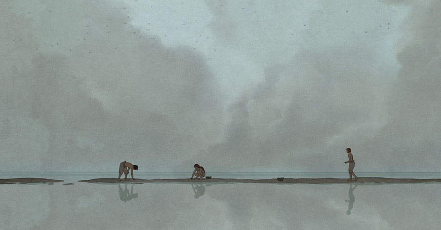 The Waterworld of Michael Dudok de Wit