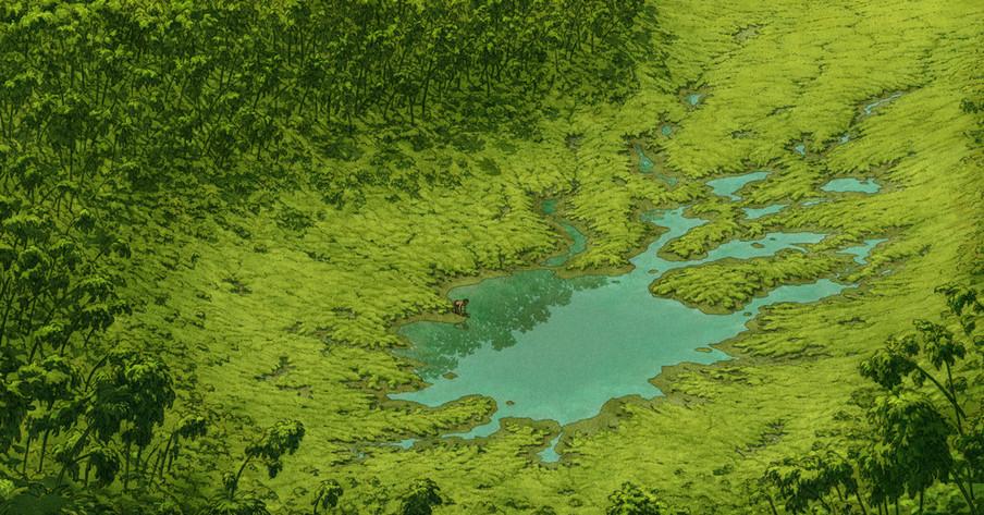 The Waterworld of Michael Dudok de Wit