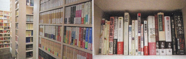 Ono Fuyumi's library