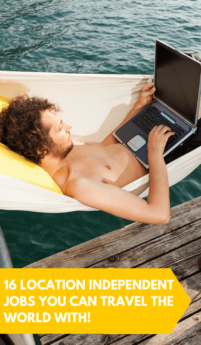If you have the travel bug and can't stop thinking about your next trip, check out these 16 digital nomad jobs that allow you to travel full time! We use some of these exact strategies in our own online business!