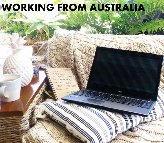 Digital Nomad Jobs: Location independent digital nomad lifestyle in Australia