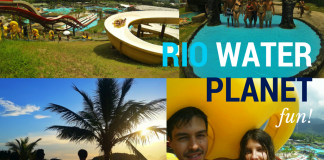 A travel vlog about Rio de Janeiro and Rio Water Planet
