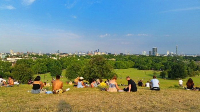 40 Quick and Helpful London Travel Tips You Need To Know Before Visiting - Primrose Hill