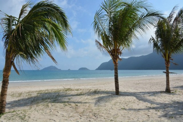 Amazing secret beaches - Con Dao Islands