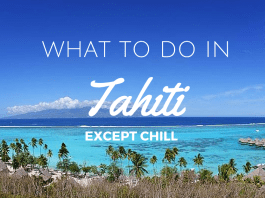 Planning a relaxing island getaway but not sure where to go? Booking an island vacation can often end up a difficult task when you're left wondering, will there be anything to do except lay on a beach? That's when you might want to consider Tahiti. Other than looking pretty there are a whole range of activities to do, whether you're an adrenalin-junkie or someone who prefers an easy-going holiday. Here's what to do in Tahiti except chill...