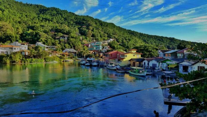 Barra da Lagoa - Things to do in Lagoa da Conceicão, Florianópolis