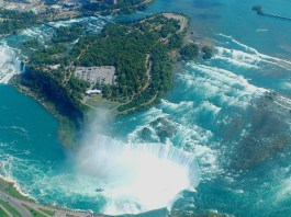 Niagara Falls Canada Birds Eye View | Everything You Need To Know About Niagara Falls Canada