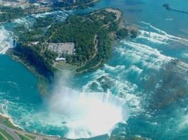 Niagara Falls Canada Birds Eye View | Everything You Need To Know About Niagara Falls Canada
