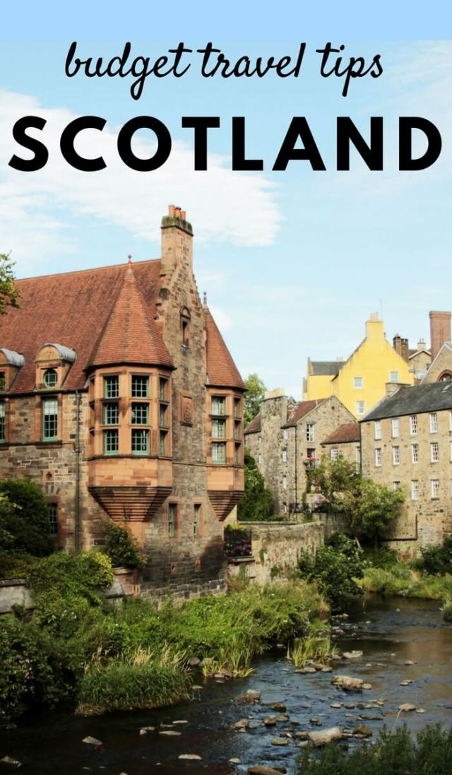 Budget scotland travel tips and insights for first timers for Travel guide to scotland