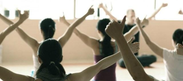 Air Yoga - best yoga retreats