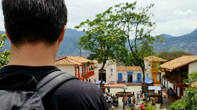 Long term travel in Colombia