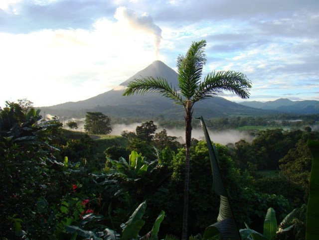 Long term travel in Costa Rica
