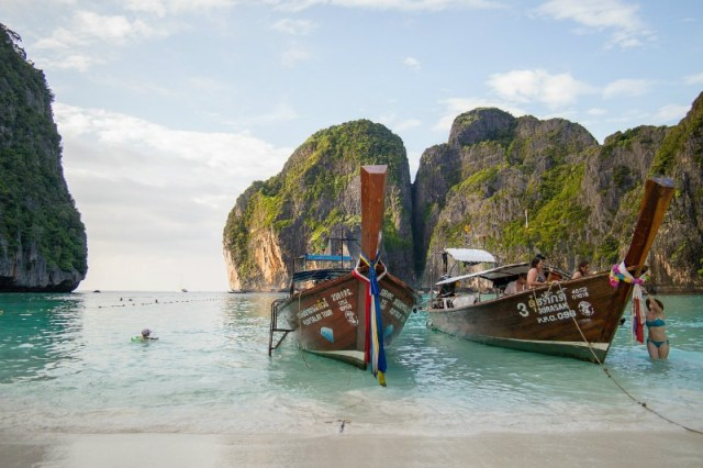 Long term travel in Thailand