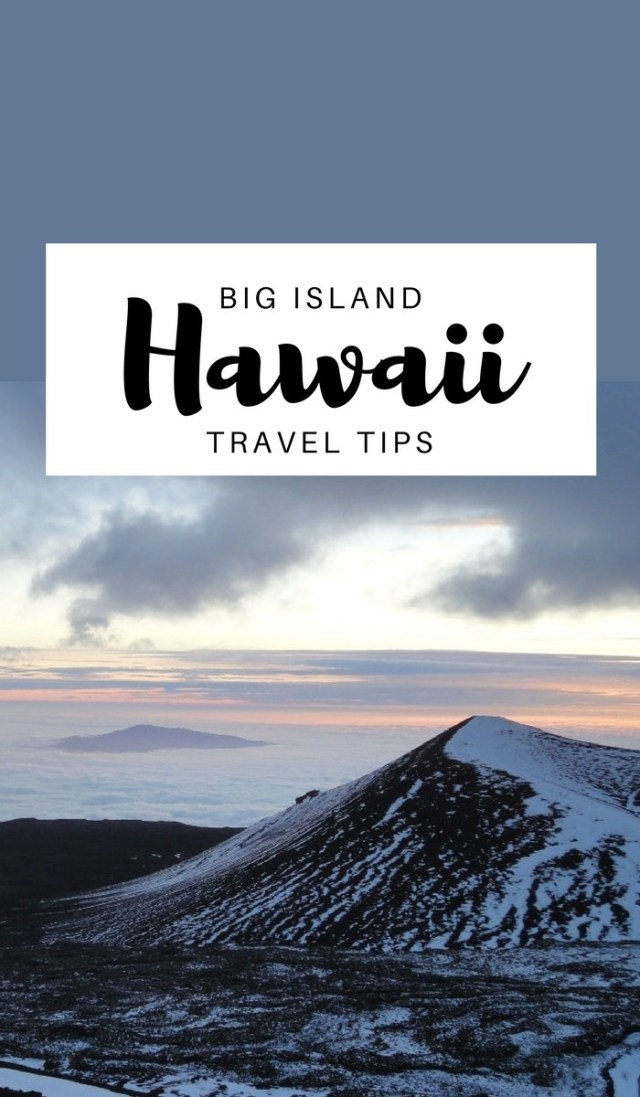 Thinking of heading to the Big Island of Hawaii and looking for inspiration and advice? This female traveler shares her top Hawaii travel tips... Click through to read now!