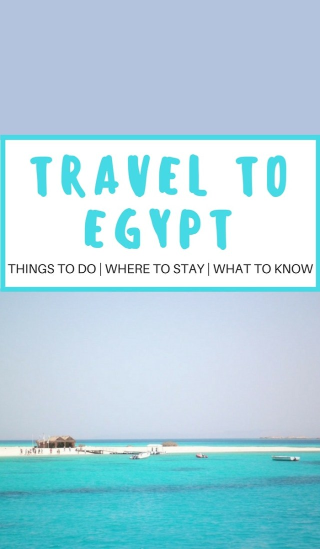 Planning an Egyptian snorkelling trip and looking for tips & inspiration? Find out where to stay, what to do & what to know before you travel to Egypt. Click through to read now...