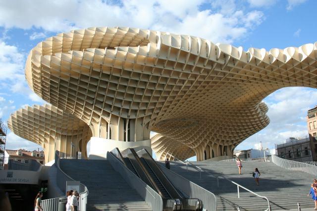 Metropol Parasol - Seville travel tips