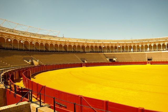 Arena - Seville travel tips