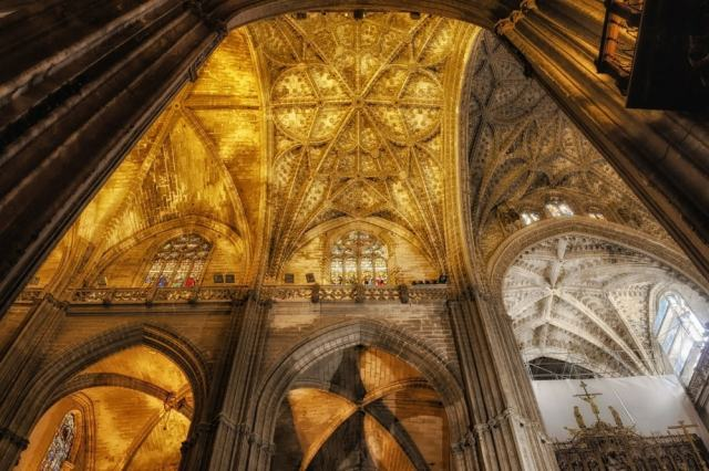 Cathedral - Seville travel tips