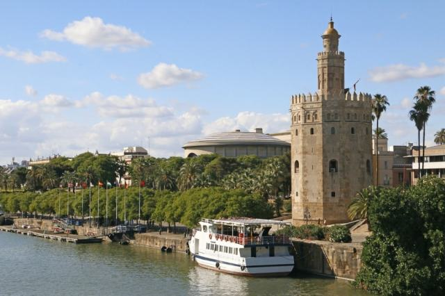 Gold Tower - Seville travel tips