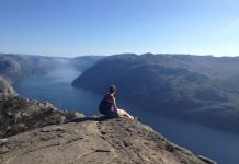 Preikestolen - Norway road trip travel tips