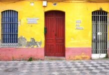 street in Seville - Seville travel tips