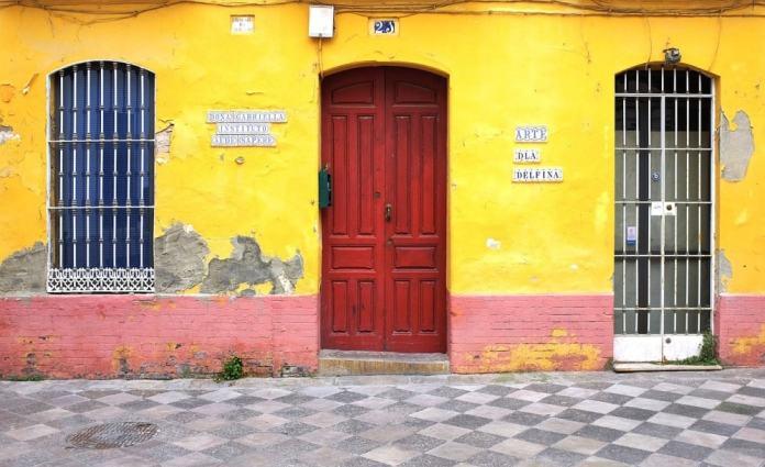 street in Seville - Seville travel tips