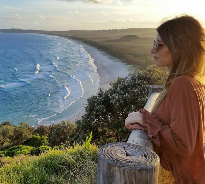 Long Term Travel With A Baby | Byron Bay, Australia
