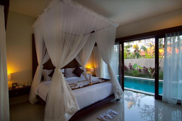 Bali private pool villas Awan