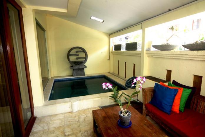 Bali private pool villas senja