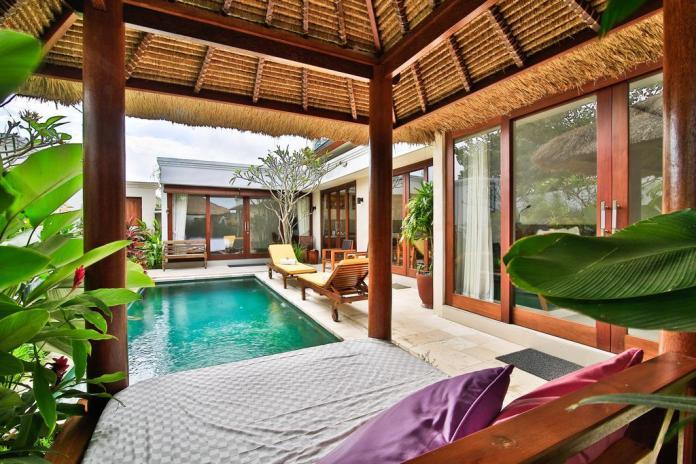 Bali private pool villas anandani