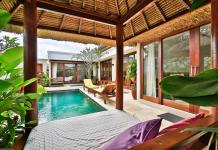 Bali private pool villas anandani