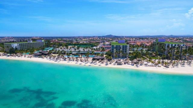 hotels in Aruba: Holiday Inn Sunspree Resort Aruba