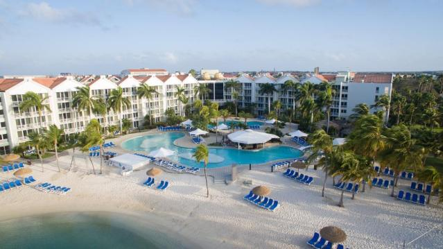 hotels in Aruba: Renaissance Aruba Resort and Casino