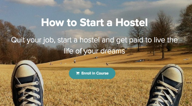The Orange Mango: How To Start A Hostel