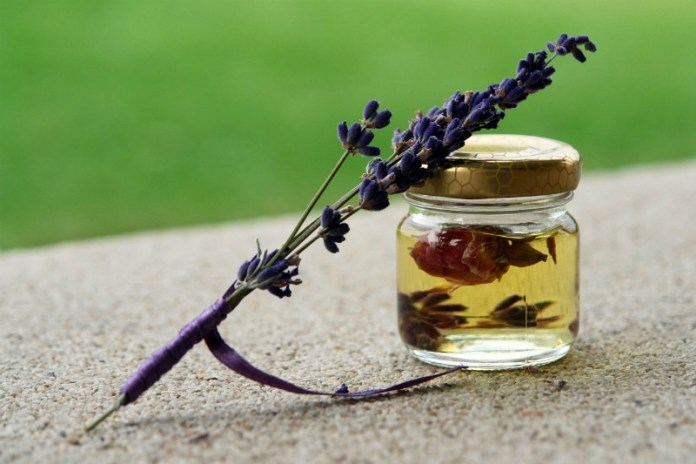 Cure common traveler health issues like sleeping problems with lavender